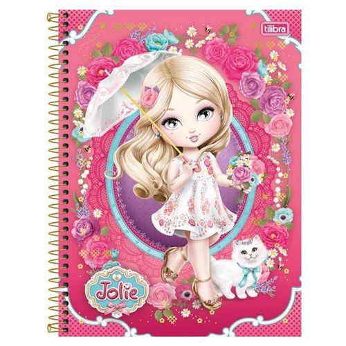 Caderno Universitário Jolie 1 Matéria Tilibra 990844