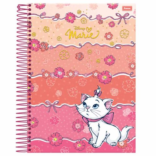 Caderno Universitário Marie Teen 1 Matéria Foroni 1000587