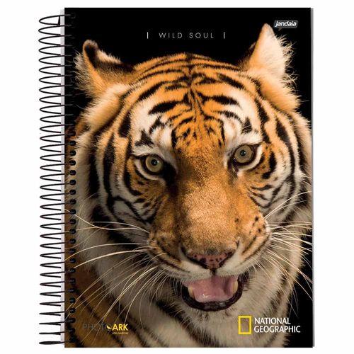 Caderno Universitário National Geographic 10 Matérias Jandaia 1027725