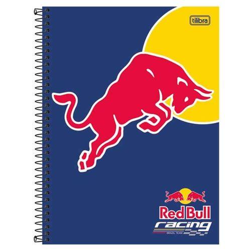 Caderno Universitário Red Bull 1 Matéria Tilibra 1015503