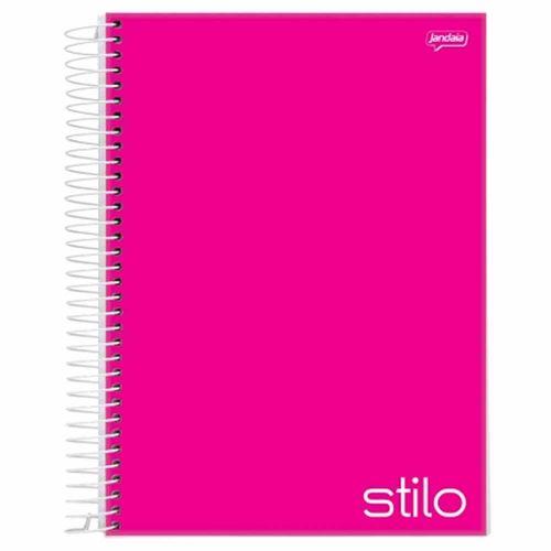 Caderno Universitário Stilo 10 Matérias Jandaia 1014782