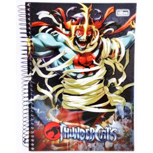 Caderno Universitário Thundercat 200 Folhas