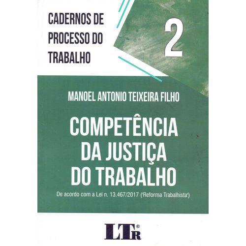 Cadernos de Processo do Trabalho N.02 - 01ed/18