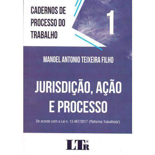 Cadernos de Processo do Trabalho N.01 - 01ed/18