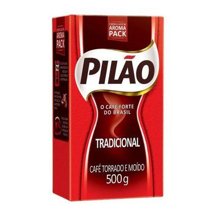 Café a Vácuo Pilão 500g