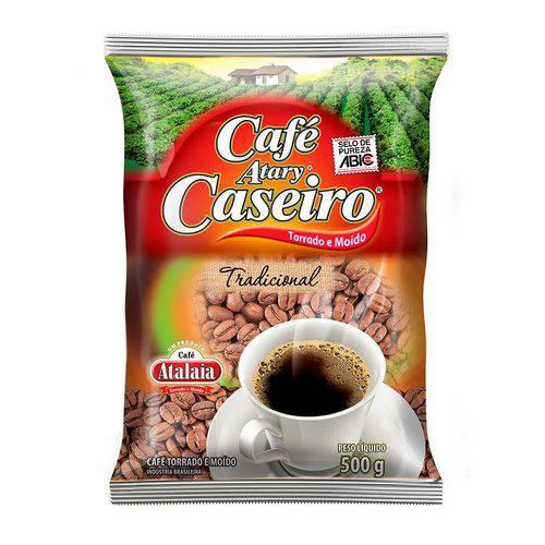 Café Atary Caseiro Tradicional 500g