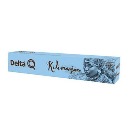 Café Expresso Kilimanjaro 10 Cápsulas Delta Q Delta Q