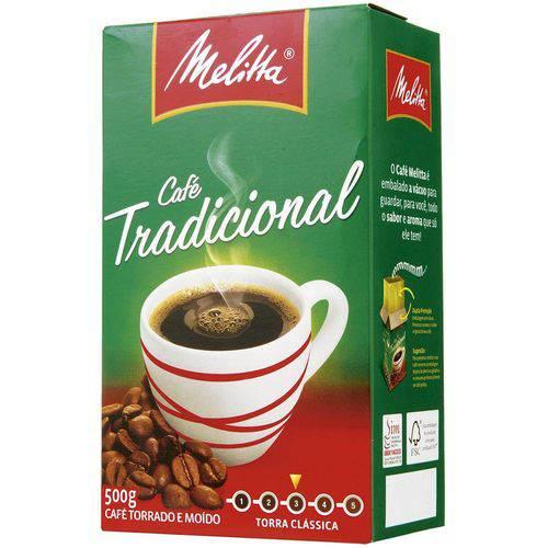 Cafe Melitta 500 Grs Tradicional
