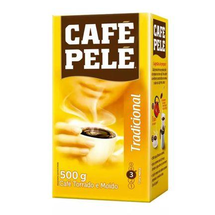 Café Pelé a Vácuo 500g