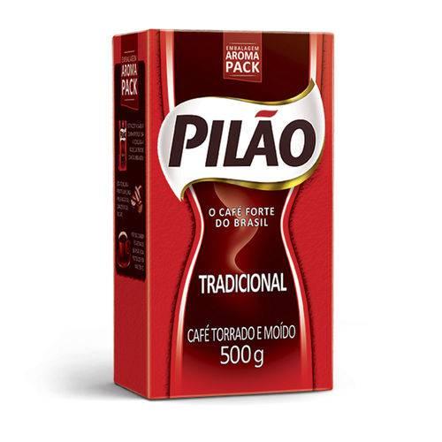 Café Pilão a Vácuo 500 Gramas