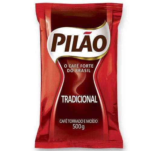 Café Pilão Almofada 500 Gramas