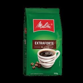 Café Torrado e Moído Melitta Extra Forte 500g (pouch)