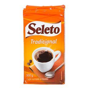 Café Tradicional à Vácuo Seleto 500g
