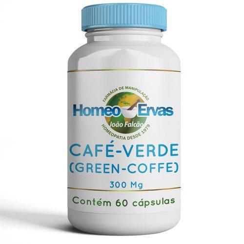 Café Verde 300mg - 60 CÁPSULAS - Homeo Ervas