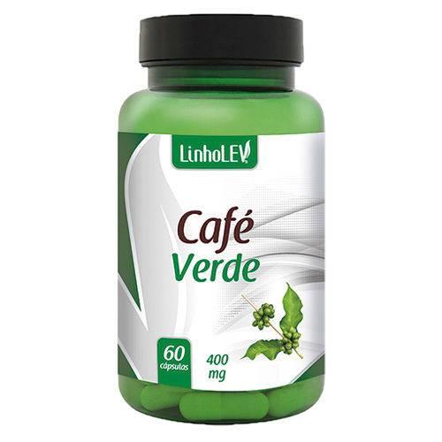 Café Verde 400mg 60 Cápsulas