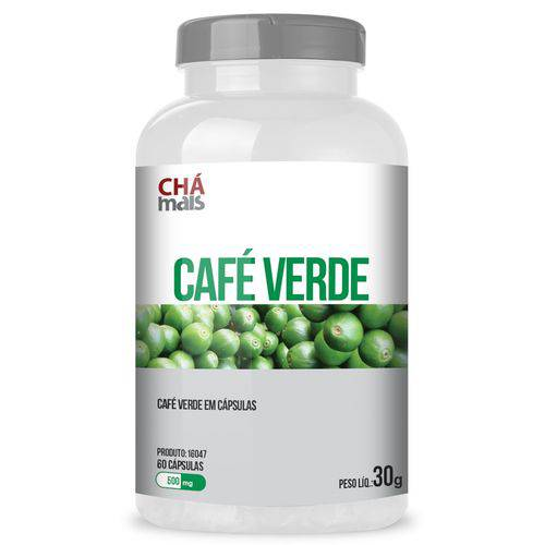Café Verde 60 Cápsulas de 500mg