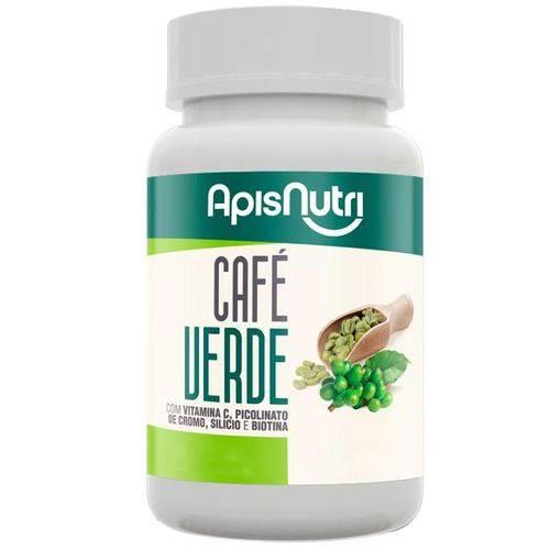 Café Verde Apisnutri 60 Cápsulas