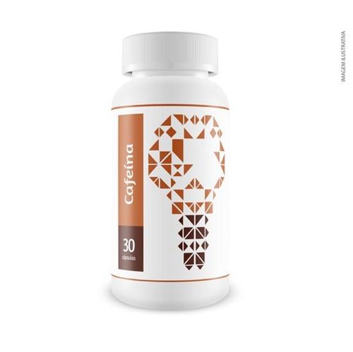 Cafeína 200 Mg 60 Cápsulas 60 Cápsulas