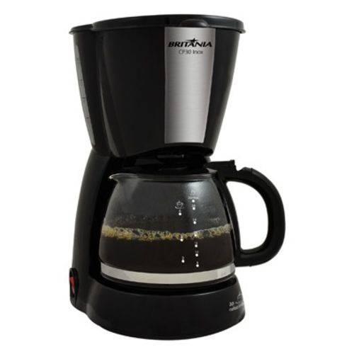 Cafeteira Elétrica 30 Xícaras Britânia 110v