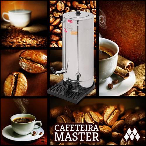 Cafeteira Elétrica 08L Master 220v Marchesoni - Marchesoni
