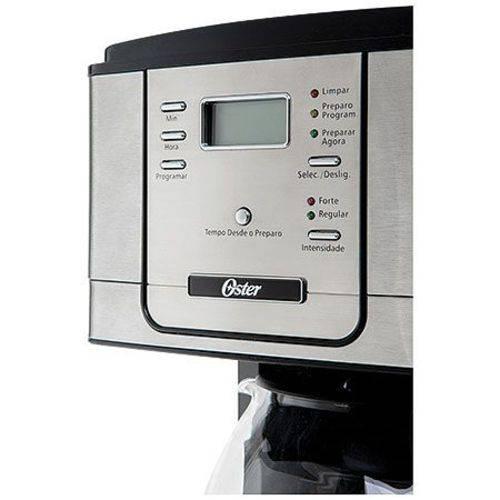 Cafeteira Elétrica 127v 900w, Jarra de Vidro Ultra Resistente para 24 Xícaras Programável
