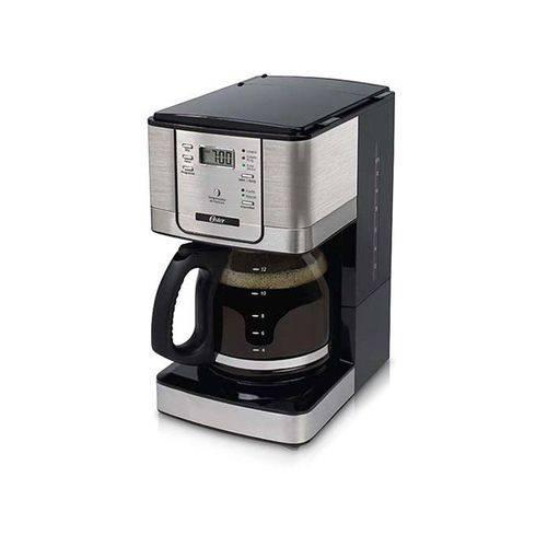 Cafeteira Elétrica 4401 900w, Jarra de Vidro Ultra Resistente para 24 Xícaras Programável 127v