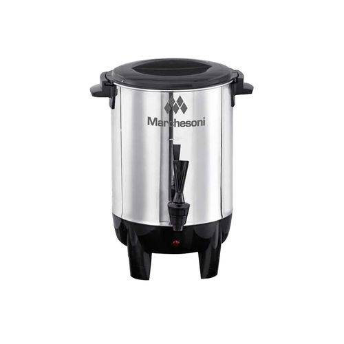 Cafeteira Elétrica Inox 2 Litros Preto Marchesoni - 127V