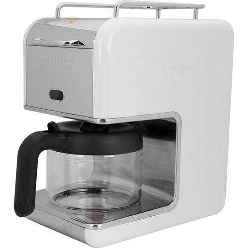 Cafeteira Elétrica Kenwood CM020 6 Xícaras Branco