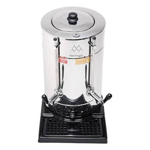 Cafeteira Elétrica Master Coffee Maker 6 Litros 1300w Inox - Marchesoni