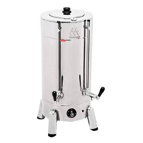 Cafeteira Elétrica Tradicional Coffee Maker 6 Litros 1300w Inox - Marchesoni