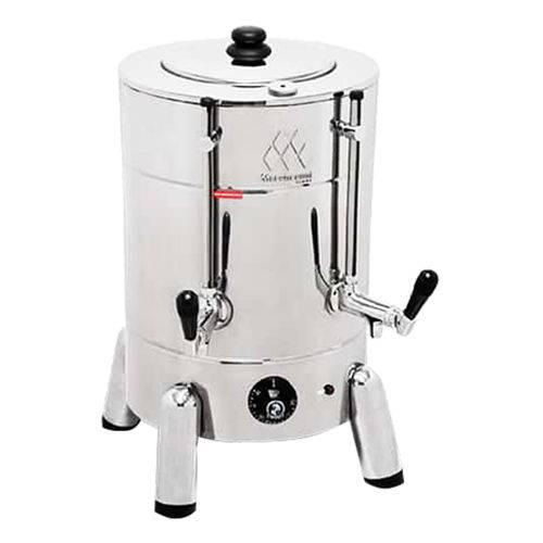Cafeteira Elétrica Tradicional Coffee Maker 2 Litros 1300w Inox - Marchesoni