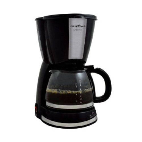 Cafeteira Inox 30 Cafes - Cp30 Inox Preto 110 Volts