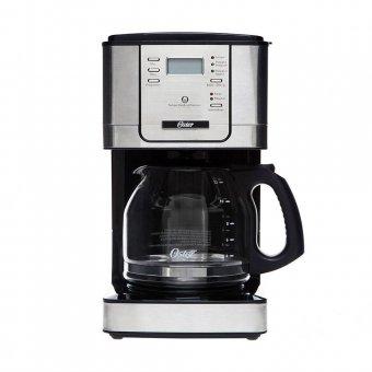 Cafeteira Oster Flavor Prata Programável 4401 | Automação Global