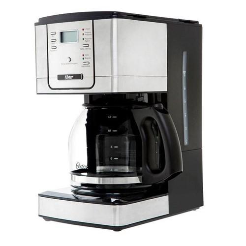 Cafeteira Programável 12 Xícaras 36ml Oster BVSTDC4401 127 Volts