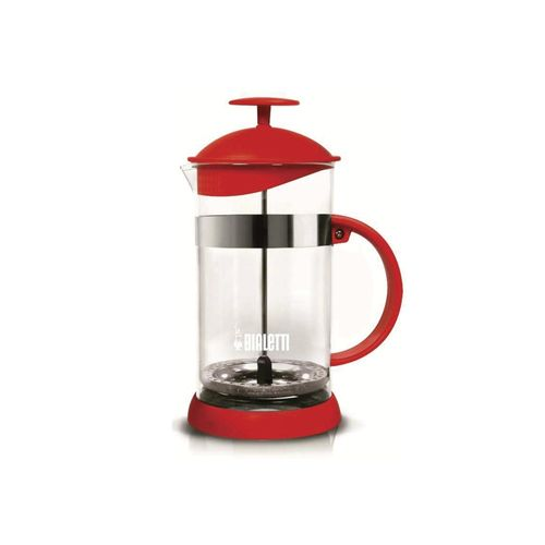 Cafeteira Vermelha French Press 1l - Bialetti