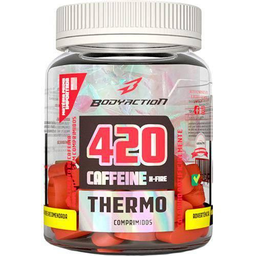 Caffeine X-fire 420 20 Comprimidos