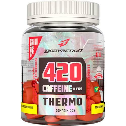 Caffeine X-fire 420 40 Comprimidos - Bodyaction
