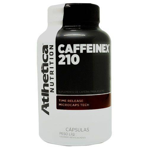 Caffeinex 210 Mg - 60 Cápsulas