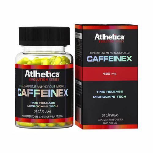 Caffeinex 420mg (60caps) Atlhetica Evolution Series