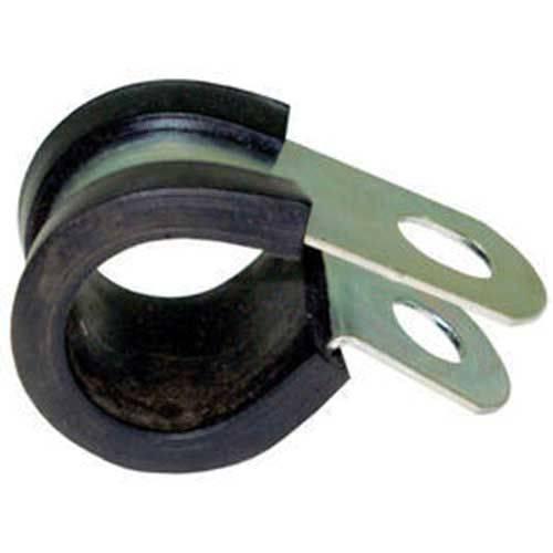 Caixa Abracadeira de Borracha para Tubo 16 a 20mm