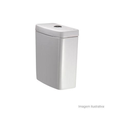 Caixa Acoplada para Bacia 3/6 Litros Ecoflush Boss Branca Celite