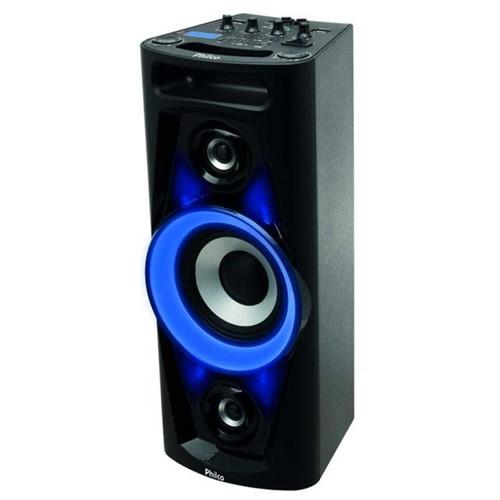 """Caixa Acústica Amplificada Woofer 6.5"""" Philco PHT3000 Bivolt"""