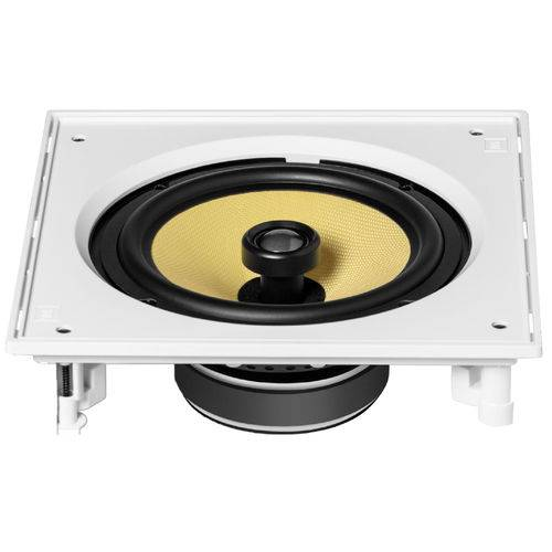 """Caixa Acústica de Embutir Quadrada Jbl CI8S com Cone de Kevlar 8"""""""