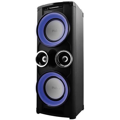 Caixa Acústica Philco Pht12000 1200RMS - 1 Unidade
