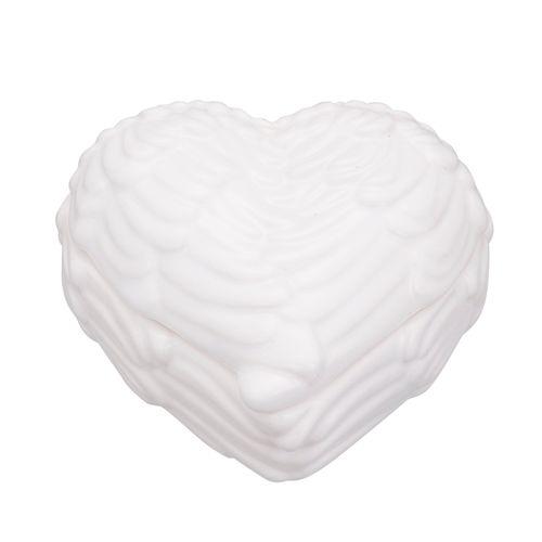 Caixa Asa Branca em Cerâmica 6x11,5cm