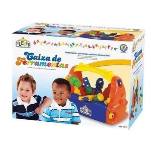 Caixa de Ferramentas - Calesita 0456
