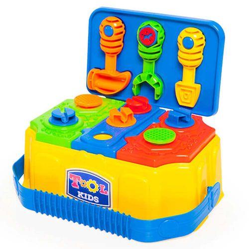 Caixa de Ferramentas Tool Kids Calesita 0885 1026949