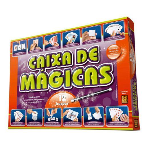 Caixa de Mágicas - Grow Caixa de Mágicas Grow