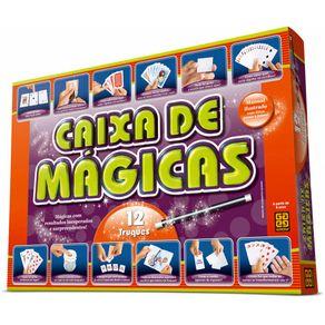 Caixa de Mágicas
