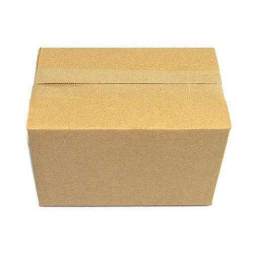 Caixa de Papelão D3 19x12x12 Cm 50 Unidades